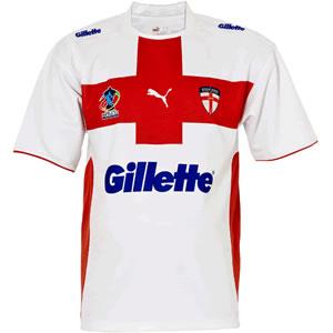 England Rugby League Shirt