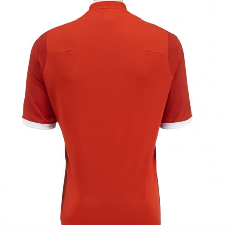 Back view of England World Cup Shirt
